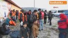 Ayvacık'ta 112 Mülteci Yakalandı