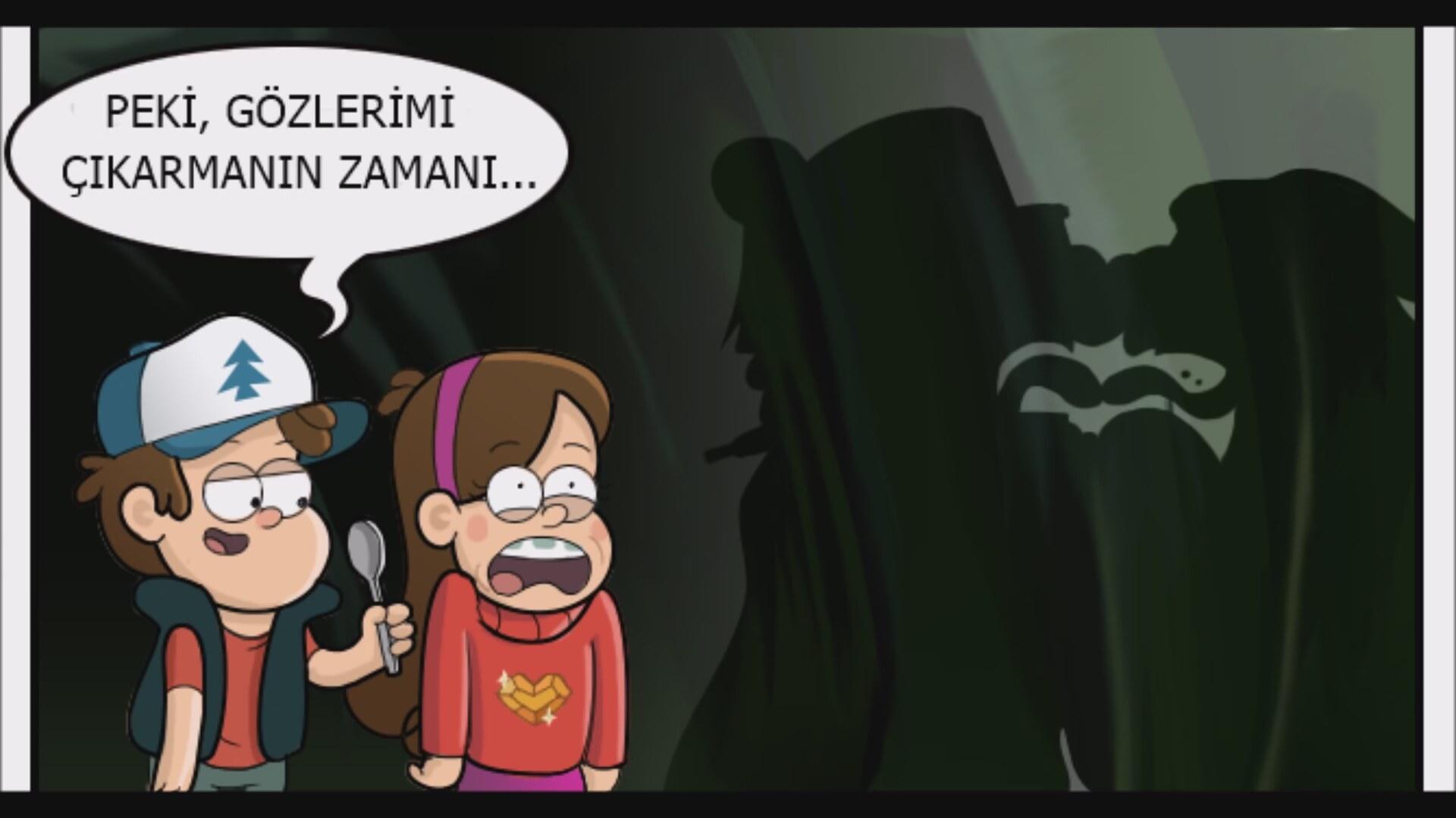 Esrarengiz Kasaba Iyyy çizgi Roman Izlesenecom