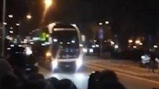 Juventus otobüsüne bombalı saldırı