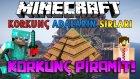 KORKUNÇ PİRAMİT! - Minecraft KORKUNÇ ADALARIN SIRLARI! - Bölüm 1