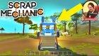 Transformers Robot Yaptık | Scrap Mechanic Türkçe Multiplayer | Bölüm 7 - Oyun Portal