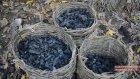 Yaşamanın Şifrelerini Çözen Adamdan Mangal Kömürü Yapımı