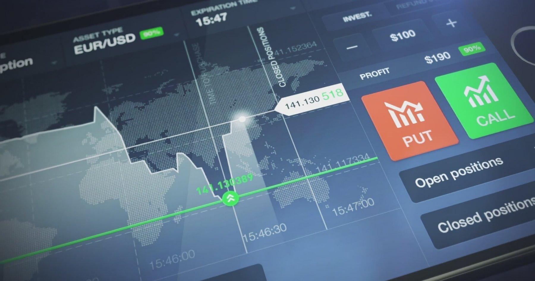 Trade options app