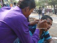 Rahatlatıcı Kulak Operasyonu - Hindistan