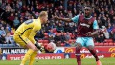 Emenike, West Ham'da İlk Golünü Attı