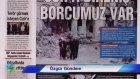 Görüntülü Türkiye Gazete Manşetleri 21 Şubat 2016