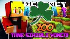 Türkçe Minecraft   Craziest Craft   200 Tane Sihirli Yonca Açıyoruz! - Bölüm 8 - Tto