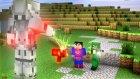 Ultron Laneti - Arrow Ve Arkadaşları Vs Ultron (Türkçe Minecraft Filmi)