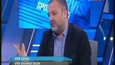 Demirkol'un Hakem Bitnel Taklidi Kırdı Geçirdi - Spor Servisi (22 Şubat Pazartesi)