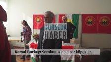 Kemal Burkay'ın PKK'lılara Tepkisi - Defolun Köpekler