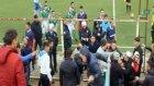 Maç Sahada Başladı Karakolda Bitti