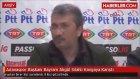 Adanaspor Başkanı Bayram Akgül Silahlı Kavgaya Karıştı
