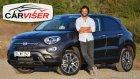Fiat 500X 1.4T AT9 4x4 Test Sürüşü - Review (English subtitled)
