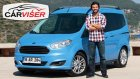 Ford Tourneo Courier Test Sürüşü - Review (English subtitled)
