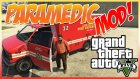 GTA 5 PC MODS - PARAMEDIC/AMBULANS MOD - RECEP İVEDİK MOD DOKTOR OLURSA! (GTA 5 Mods Gameplay)