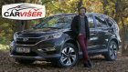 Honda CR-V 1.6 i-DTEC 160 9AT Test Sürüşü - Review (English subtitled)