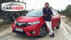 Honda Jazz 1.3 i-VTEC CVT Test Sürüşü - Review (English subtitled)