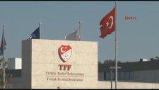 Müftüoğlu TFF Binası'nda!