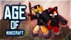 Ozan, Hakanın Kafasını Kopardı - Age of Minecraft #1