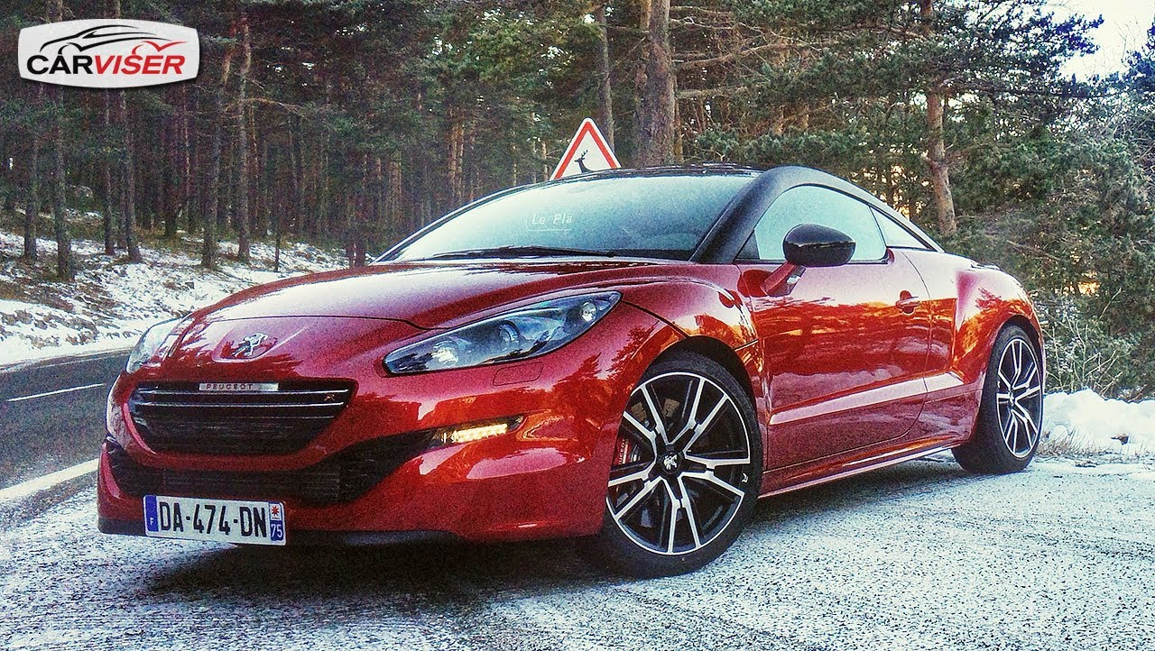 peugeot rcz r test s r review english subtitled. Black Bedroom Furniture Sets. Home Design Ideas