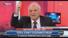 Ahmet Çakar'dan Kuddusi Müftüoğlu'na Ağır Sözler (Derin Futbol 22 Şubat Pazartesi)