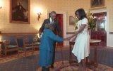 Beyaz Saray'a Konuk Olan 106 Yaşındaki Kadın