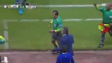 Meksika'da Club America İle Cruz Azul  Çılgın Derbi 6 Gol 3 Kırmızı Kart!