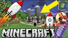 Uzay Modu | Minecraft Türkçe Modlu Survival | Bölüm 18 - Oyun Portal