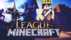 BATU NE YAPIYONN !! | 3 VS 3 | League of Minecraft | 2. Sezon 3. Bölüm | w/Herkez
