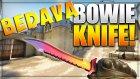 Bowie Knife'ı Bedavaya Kod Kullanarak Almak!!
