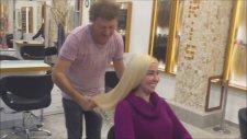 Dr. Şenay Yangel Saç Kaynak Uygulaması
