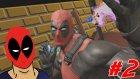 Hayvanı Salıyorum! - Deadpool Game - Bölüm 2 - Leafgaming35