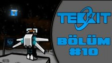 Minecraft Modlu Survival   Türkçe   Tekkit Mod Paketi   Bölüm 10
