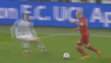 Robben'in Juventus'a attığı muhteşem gol