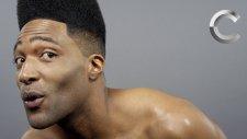 Siyahi Erkeklerin 100 Yıl İçindeki Saç Kesimlerinin Değişimi