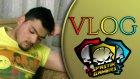 Vlog Tadında / Maksat Muhabbet - Oda Vlogu Ve Seriler! - Spastikgamers2015