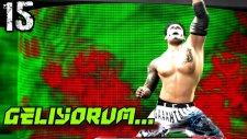 Wwe 2k16 Kariyer Kötü | Baskan Beni Royal Rumble Al ! | 15.bölüm | Türkçe Oynanış | Ps4