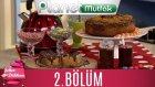 Karamelize Mandalinalı Kek , Çikolatalı Fındık Kreması - Şeker Dükkanı 8.bölüm
