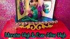 Monster High & Ever After High Bebeklerine Makyaj Aynası Yapımı - Kendin Yap Çocuk Atölyesi