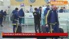 Uefa Avrupa Ligi - Fenerbahçe Kafilesi Rusya'ya Gitti