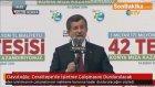 Ahmet Davutoğlu: Cerattepe'de İşletme Çalışmasını Durdurulacak