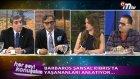 Barbaros Şansal Kıbrıs'ta Yaşananları Anlatıyor