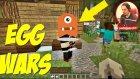 İhanete Uğradık | Minecraft Türkçe Egg Wars | Bölüm 17 - Oyun Portal
