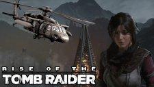 Köy Baskını By Trinity//Rise Of The Tomb Raider PC [Bölüm 12]