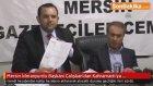 Mersin İdmanyurdu Başkanı Çalışkan'dan Kahramanlı'ya Suçlama