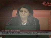 Pervin Buldan'ın AK Partili Vekile Etekli Tepkisi