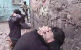 Sur'da Köşeye Sıkışan Teröristlerin Teslim Olma Ânı