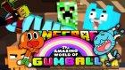 Türkçe Minecraft: GUMBALL! (Reyiz Balık Darwin) - [Özel Harita]  -  TTO