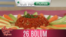 Akıllı Çocuk Sofrası 26. Bölüm Zeytinyağlı Ayvalık Kurabiyesi - Közlenmiş Biber Salatası