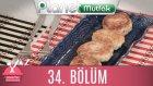 Buket'in Mutlu Mutfağı 34. Bölüm Somon Tartar&Somon Köfteleri